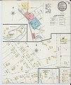 Sanborn Fire Insurance Map from Bedford, Cuyahoga County, Ohio. LOC sanborn06595 001-1.jpg