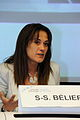Sandrine Bélier, Member of the European Parliament Committee on the Environment, Public Health and Food Safety.jpg