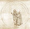 Sandro Botticelli - Paradiso, Canto IX.jpg