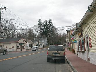 Sandy Hook, Connecticut - Sandy Hook in 2007