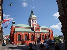 圣雅各堂 (斯德哥尔摩)