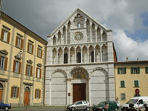 Santa Caterina (Pisa) - Santa Caterina d'Alessandria.