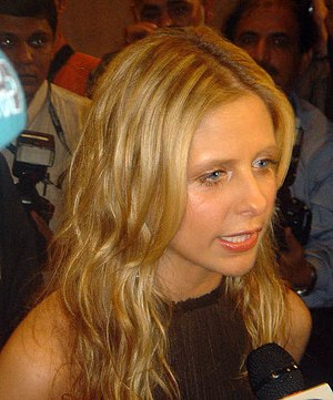 Sarah Michelle Gellar - Gellar at the 2004 Dubai International Film Festival
