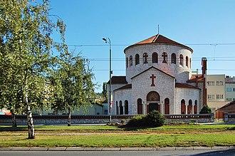 Church of the Holy Transfiguration, Sarajevo - Church of Sveto Preobraženje