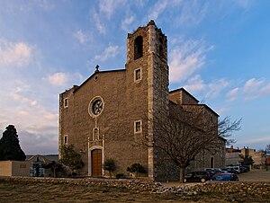 Sarrià de Ter - Church