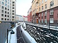 Satamaradan paikalla Baana - Marit Henriksson.jpg