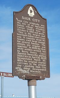 Sauk City Wisconsin Wikipedia