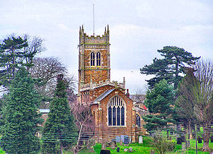 Scalford - Scalford parish church of St Egelwin