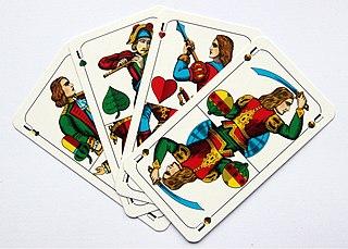 German Schafkopf card game