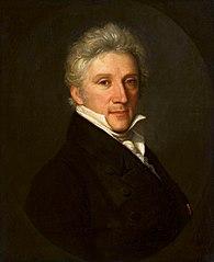 Portret hrebiego Leopoldo Cicognara