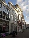 foto van Winkel annex woonhuis in Eclectische stijl