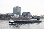 Schiff Tristan auf dem Rhein in Köln 2012 PD 1.JPG