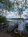 Schmöckwitz Windwallstraße Fährhaltestelle.JPG