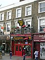 Scorpion Shoes, 16 Chalk Farm Road NW1 - geograph.org.uk - 1305437.jpg