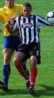 Scott Garner English footballer