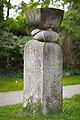 Sculpture Einschnuerung Otto Almstadt Zoo Hanover Germany 01.jpg