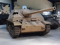 Sd.Kfz. 162-1 Jagdpanzer IV-70(A) in the Musée des Blindés, France, pic-2
