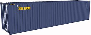 Seaco 40 foot container