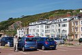 Seafront houses at Aberdyfi - geograph.org.uk - 800285.jpg