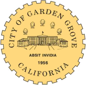 Garden Grove, California - Image: Seal of Garden Grove, California