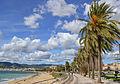 Seaside promenade in Palma de Mallorca.jpg