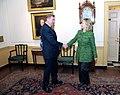 Secretary Clinton Shakes Hands With Lithuanian Foreign Minister Azubalis (5453681626).jpg