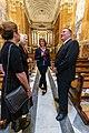 Secretary Pompeo Visits the Sistine Chapel (48839951943).jpg
