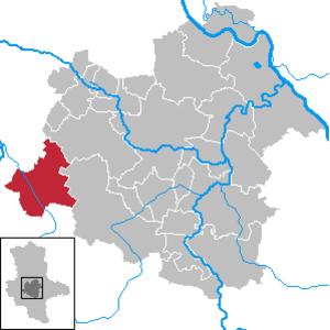 Seeland, Germany - Image: Seeland in SLK
