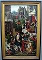 Seguace di bernard van orley, leggenda di san rocco, 1500-1550 ca..JPG