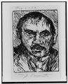 Self-portrait) - Lovis Corinth LCCN2004665111.tif