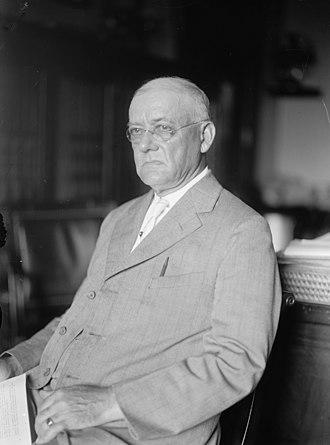 Charles E. Townsend - Image: Senator Chas. E. Townsend, Mich. LCCN2016845482 (cropped)