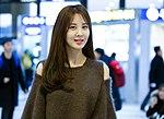 Seohyun at Incheon International Airport in February 2019 (2).jpg
