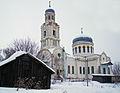 Sergach. Mikhail Archangel Cathedral in Gusevo Side.jpg