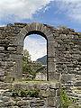 Serravalle Zugang zu den Wohnräumen1.JPG