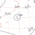 Severe Cyclonic Storm One analysis 16 May 1960.png