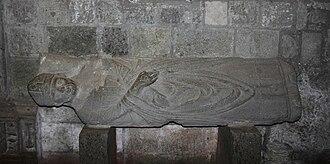 Vicedomino de Vicedominis - Tomb of Vicedomino in Viterbo