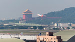 Shanghai Airlines Boeing 737-86D B-1720 Taking off from Taipei Songshan Airport 20150104b.jpg