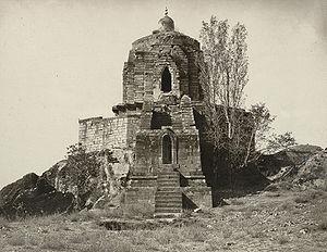 Shankaracharya Temple