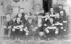 Sheffield fc 1890