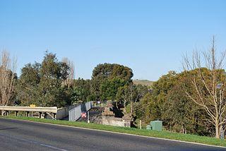 Shelford Bridge bridge in Victoria, Australia