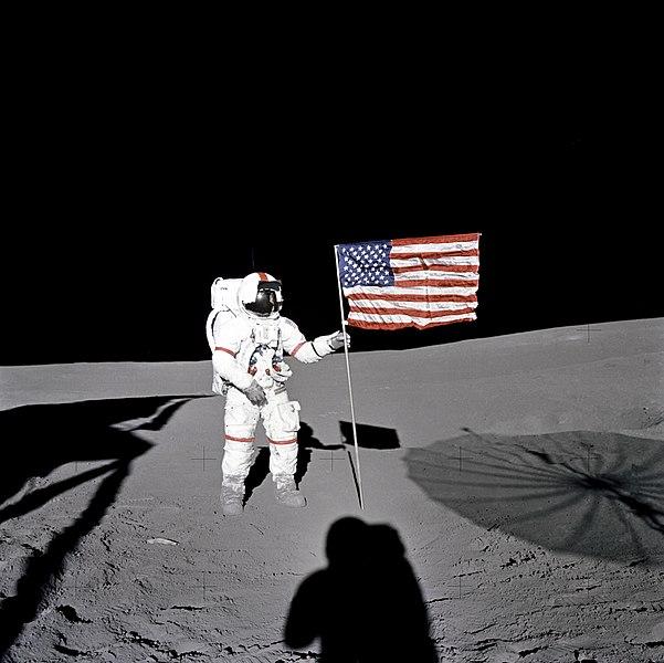 File:Shepard Plants Flag - GPN-2000-001120.jpg