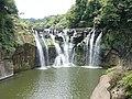 Shifen Waterfall front view 20200626c.jpg