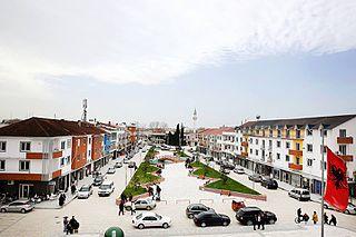 Shijak Municipality in Durrës, Albania