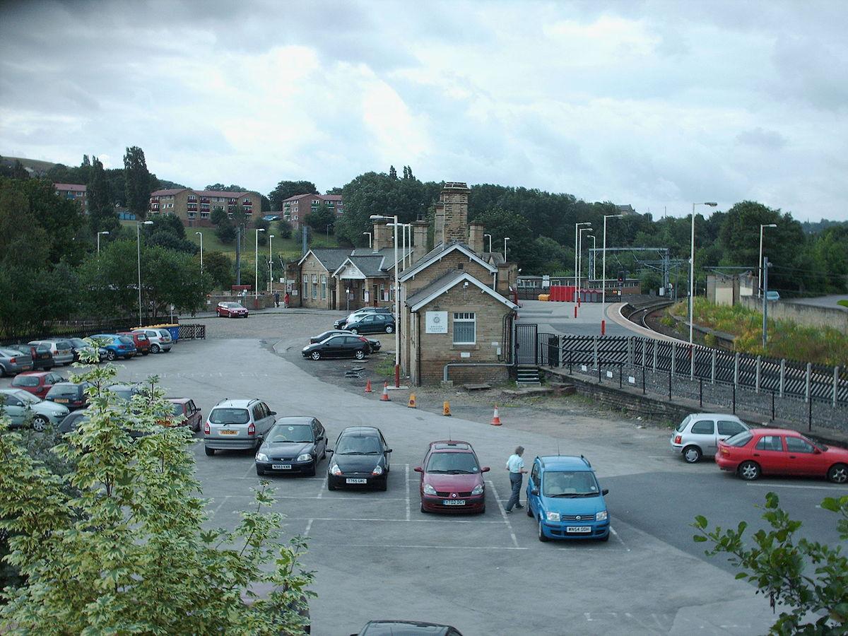 National Car Sales >> Shipley railway station - Wikipedia
