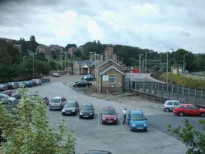 Shipley railway station - Platform 5