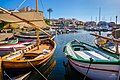Ships at Stintino harbor, north Sardinia (Italy) (24167557166).jpg