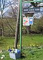 Shoby Lodge Farm Sign - geograph.org.uk - 146634.jpg