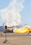 Shockwave Jet Truck races down flight line during 2016 MCAS Miramar Air Show 160924-M-OL895-007.jpg