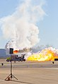 Shockwave Jet Truck races down flight line during 2016 MCAS Miramar Air Show 160924-M-OL895-007.jpg