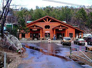 Summerhaven, Arizona - The Summerhaven general store